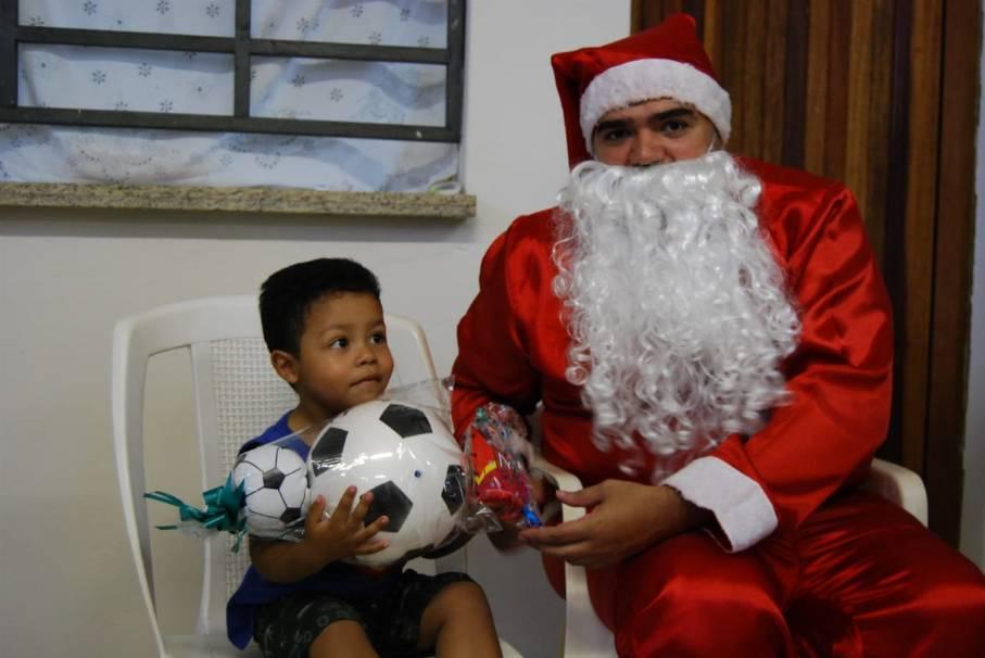 Natal 2018: Que Deus os abençoe!